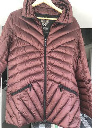 Распродажа! куртка осень зима xl2 фото