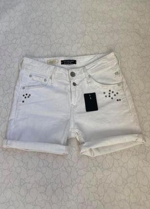 Pepe jeans новые джинсовые шорты