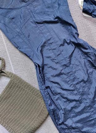 Нейлоновий сарафан платье на пуговицах2 фото