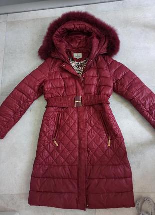 Пальто куртка1 фото