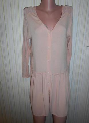 #платье из вискозы#h&m#  s\m