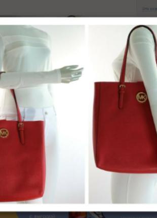 Michael kors сумка натуральная кожа женская оригинал1 фото
