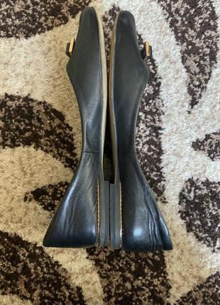 Балетки ,кожаные балетки ,балетки кожа ,натуральная кожа балетки ,низкий ход ,распродажа ,обувь на осень3 фото