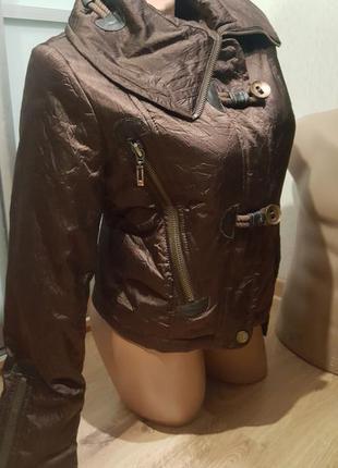 Куртка женская бомбер осень весна демисезон новая2 фото