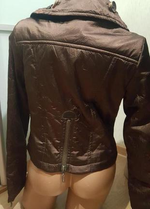 Куртка женская бомбер осень весна демисезон новая3 фото