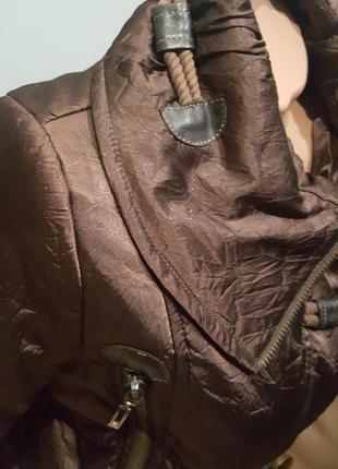 Куртка женская бомбер осень весна демисезон новая4 фото