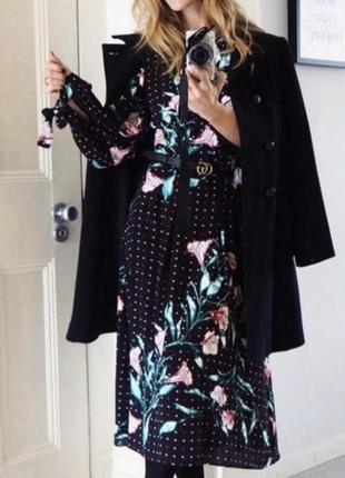 Плаття міді h&m1 фото