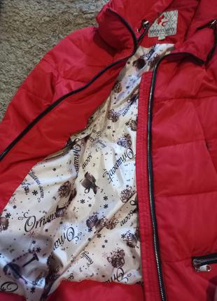 Куртка осенняя4 фото