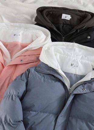 Куртка с капюшоном3 фото