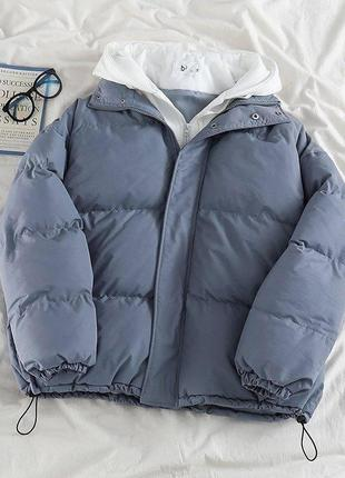 Куртка с капюшоном4 фото