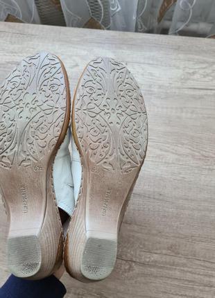 Кожаные туфли6 фото