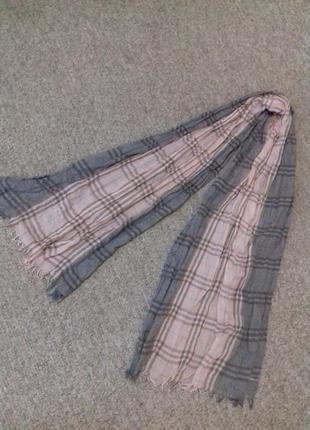 Красивый лёгкий шарф2 фото