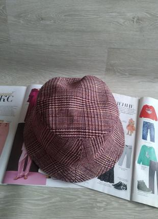 Стильная шляпа ведро шляпа панама2 фото