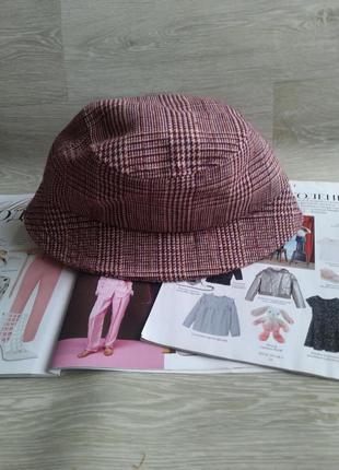 Стильная шляпа ведро шляпа панама3 фото