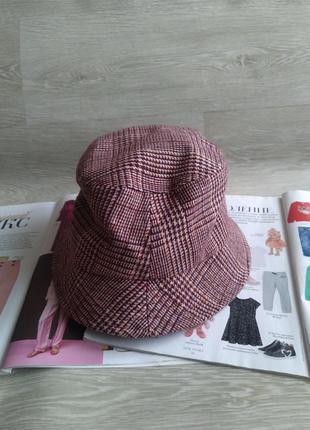 Стильная шляпа ведро шляпа панама1 фото