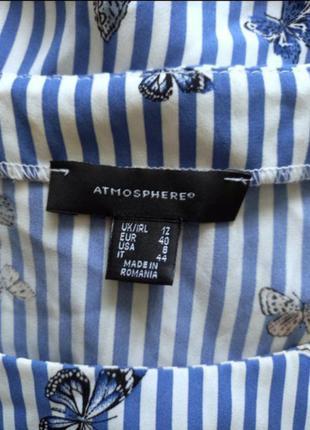 Стильная блузка шифоновая4 фото