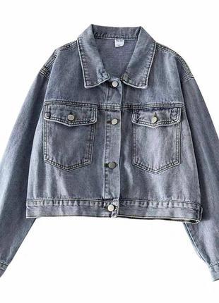 Джинсовые курточки. джинсовка. ддинсовая куртка7 фото