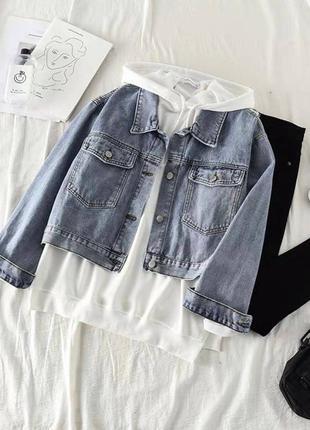 Джинсовые курточки. джинсовка. ддинсовая куртка10 фото