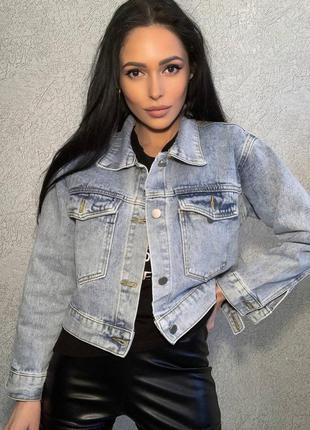 Джинсовые курточки. джинсовка. ддинсовая куртка2 фото