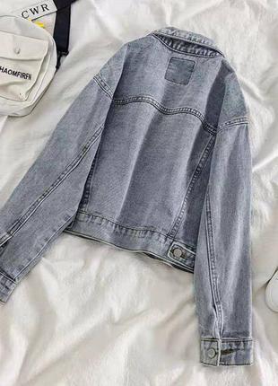 Джинсовые курточки. джинсовка. ддинсовая куртка6 фото