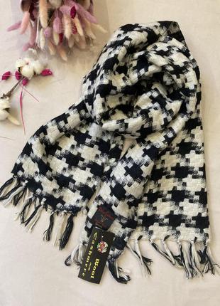 Шерсть 100% шарф палантин шерстяной германия.