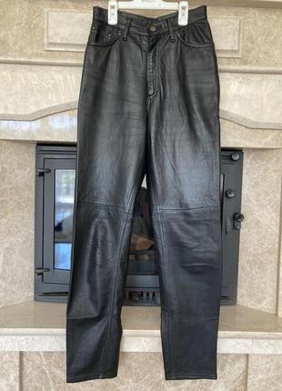 Суперклассные итальянские кожаные штаны от leonardo👌