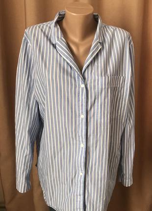 Котоновая рубашка cos2 фото