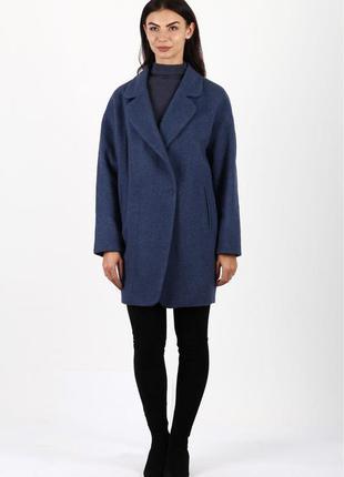 Стильное пальто оверсайз.3 фото