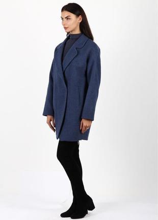 Стильное пальто оверсайз.4 фото