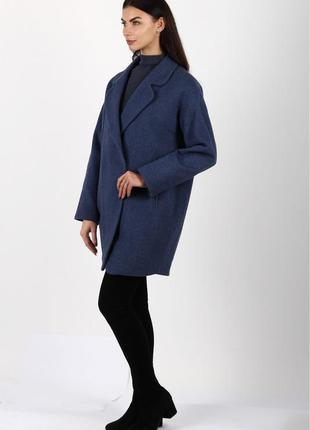 Стильное пальто оверсайз.5 фото