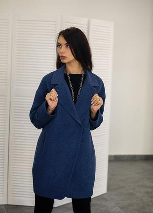 Стильное пальто оверсайз.2 фото