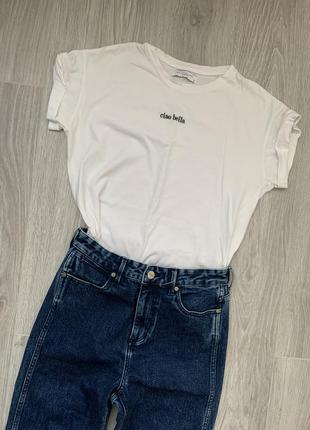 Wrangler retro slim джинсы s - m размер темно синие , стильные .3 фото
