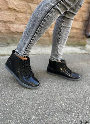 Женские резиновые сапоги- ботинки. женские демисезоные ботинки силиконовые6 фото