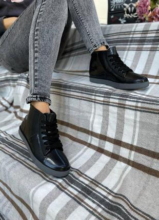 Женские резиновые сапоги- ботинки. женские демисезоные ботинки силиконовые5 фото