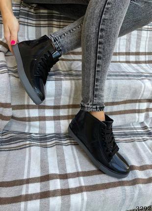 Женские резиновые сапоги- ботинки. женские демисезоные ботинки силиконовые7 фото