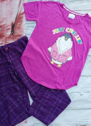 Пижама с штанами1 фото