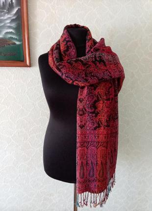 Большой шарф 💖💖💖3