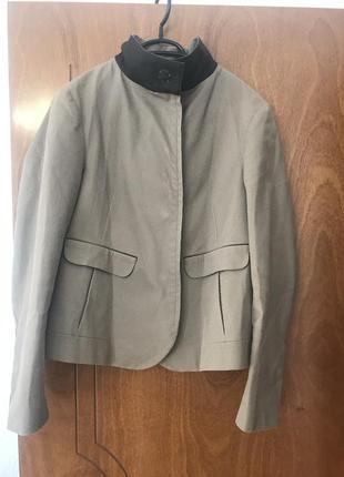 Демисезонная дизайнерская куртка annette gortz