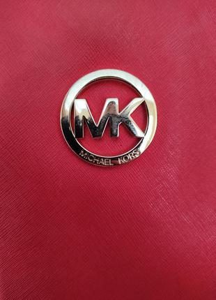 Michael kors сумка натуральная кожа женская оригинал4 фото