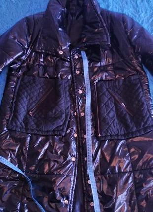 Куртка-лаковая🔥ботал