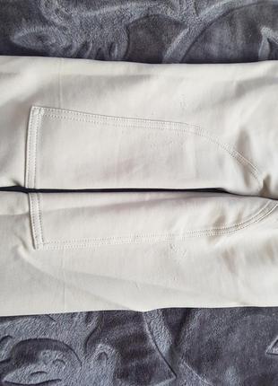 Штаны брюки для верховой езды эластичные4 фото