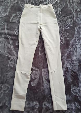 Штаны брюки для верховой езды эластичные2 фото