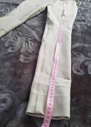 Штаны брюки для верховой езды эластичные6 фото