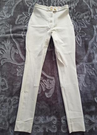 Штаны брюки для верховой езды эластичные1 фото