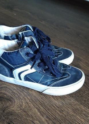 Високі кросівки geox 30