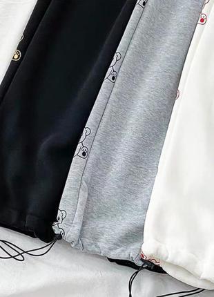 Распродажа штаны брюки повседневные двухнить турция6 фото