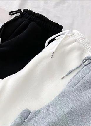 Распродажа штаны брюки повседневные двухнить турция4 фото