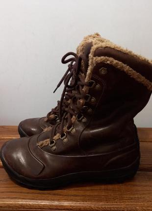 Timberland mount holly waterproof ботинки термоботинки 37-38 р. 24 см3 фото