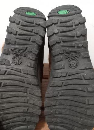 Timberland mount holly waterproof ботинки термоботинки 37-38 р. 24 см5 фото