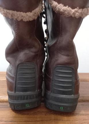 Timberland mount holly waterproof ботинки термоботинки 37-38 р. 24 см4 фото